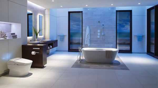 Cool gadgets for your bathroom